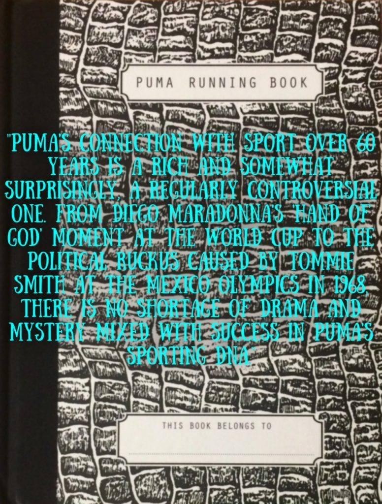 Sneaker Freaker Puma Running Book